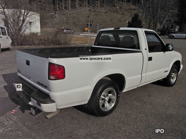 Chevrolet Pickup 1998 foto - 4