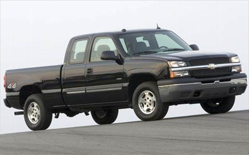 Chevrolet Pickup 2005 foto - 4