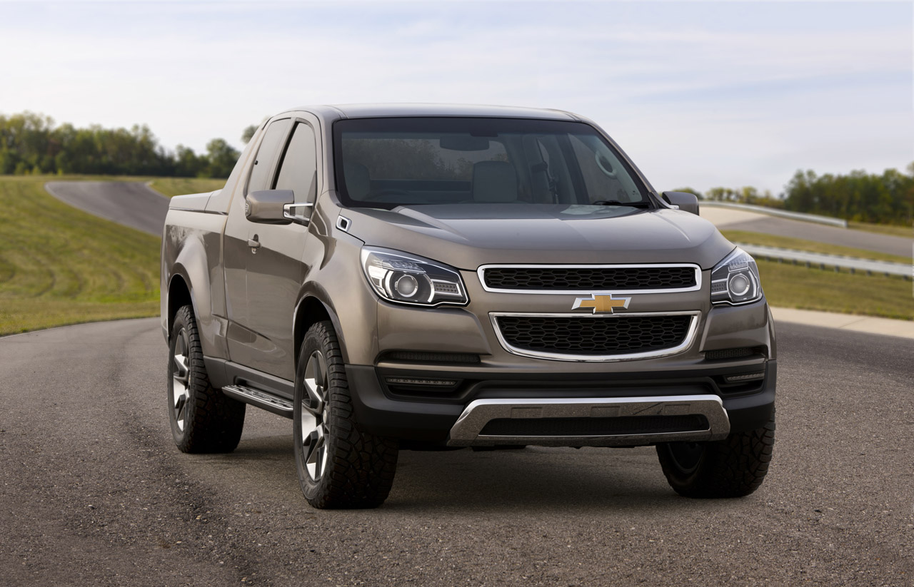 Chevrolet Pickup 2013 foto - 1