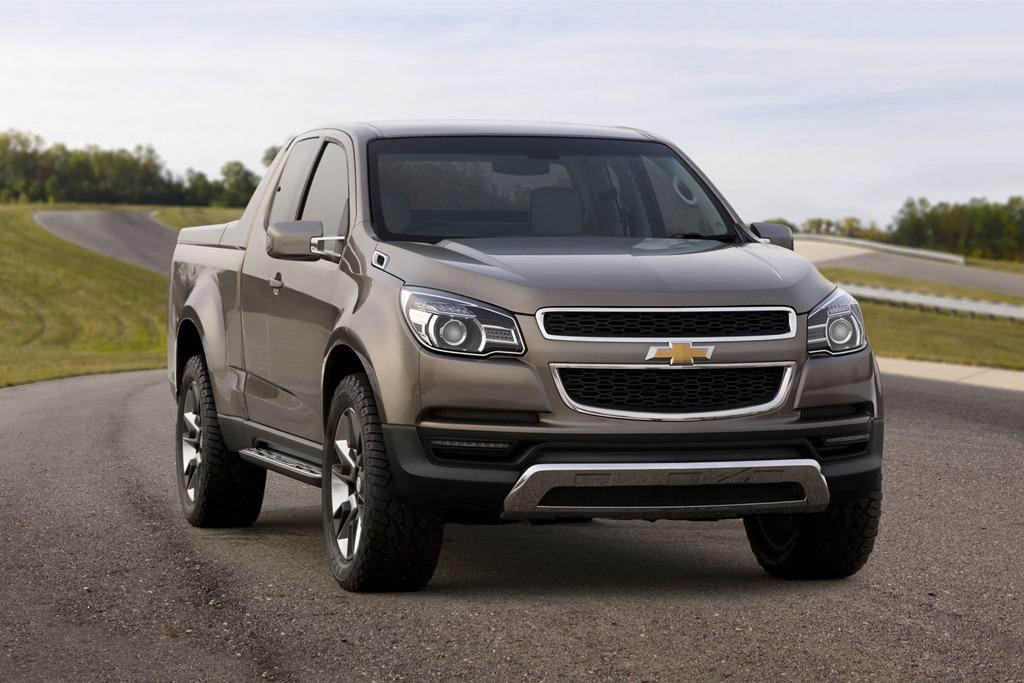 Chevrolet Pickup 2014 foto - 1