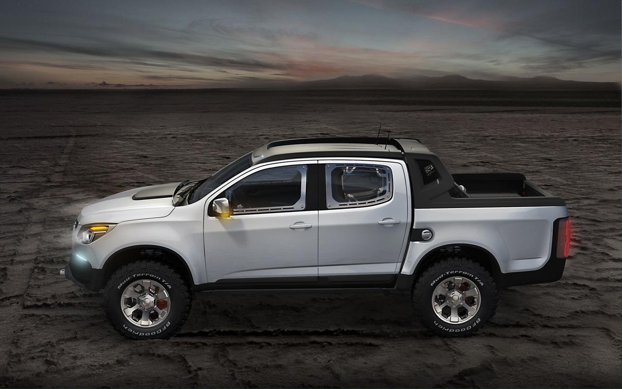 Chevrolet Pickup 2014 foto - 4