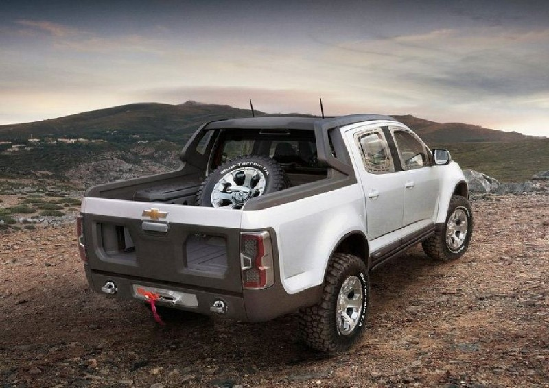 Chevrolet Pickup 2014 foto - 5