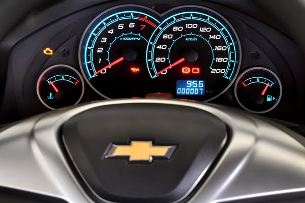 Chevrolet Prisma 2011 foto - 2