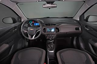 Chevrolet Prisma 2012 foto - 1