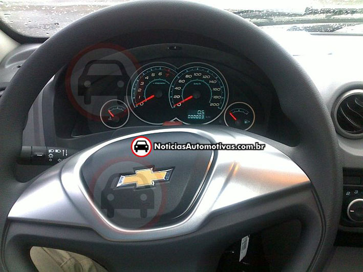 Chevrolet Prisma 2012 foto - 4
