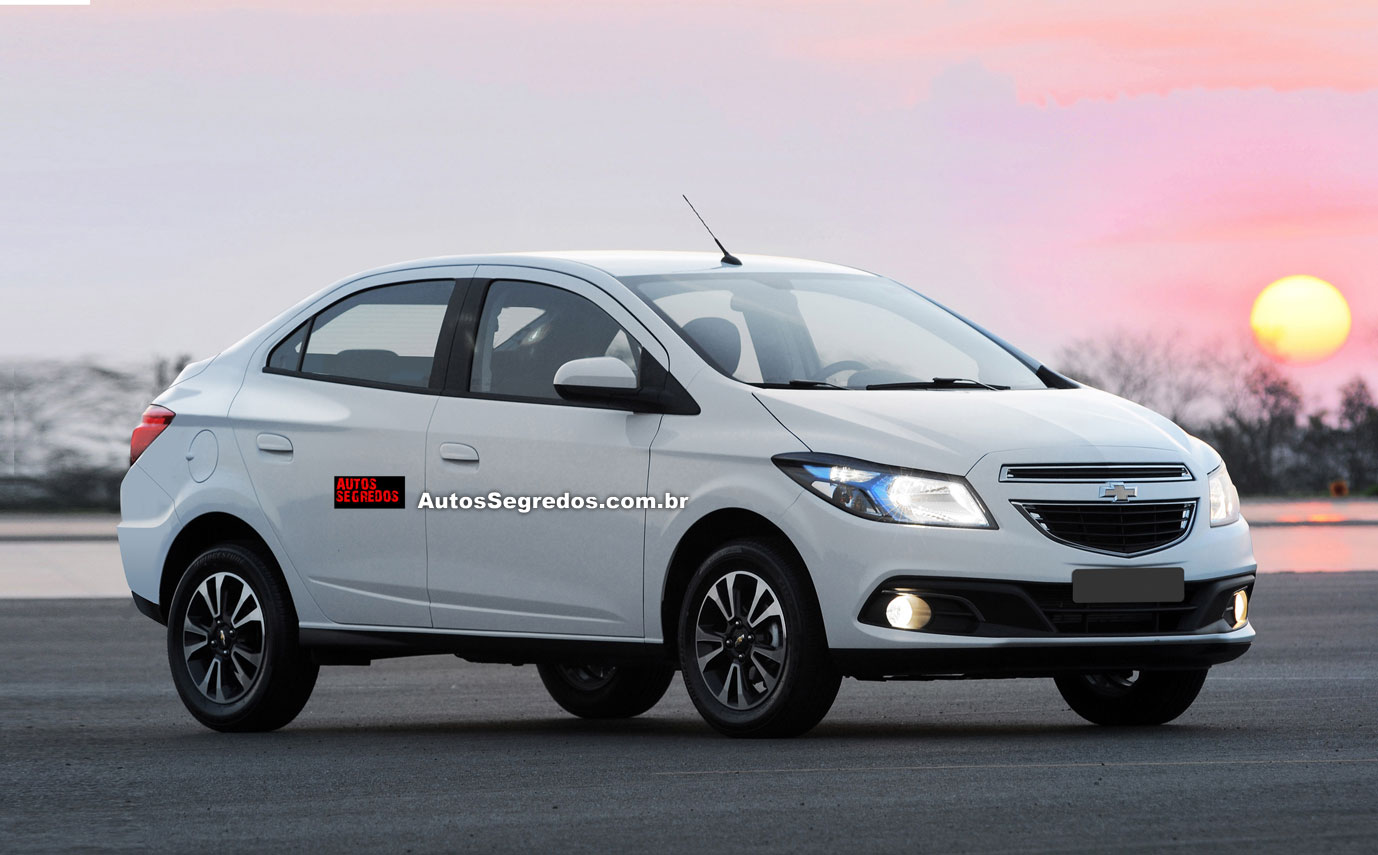 Chevrolet Prisma 2012 foto - 5