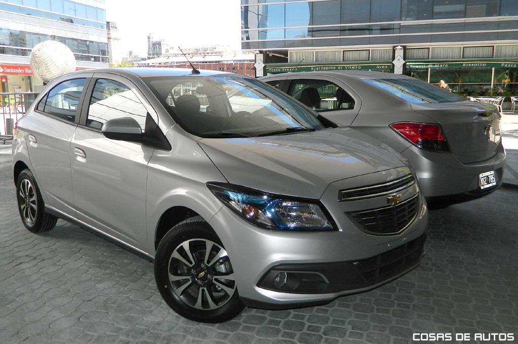 Chevrolet Prisma 2013 foto - 1