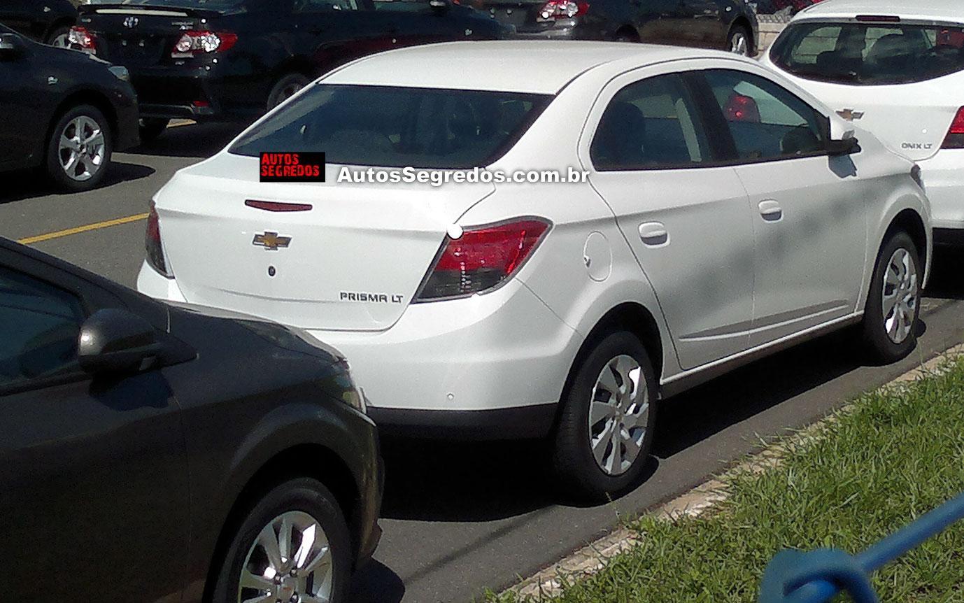 Chevrolet Prisma 2013 foto - 2