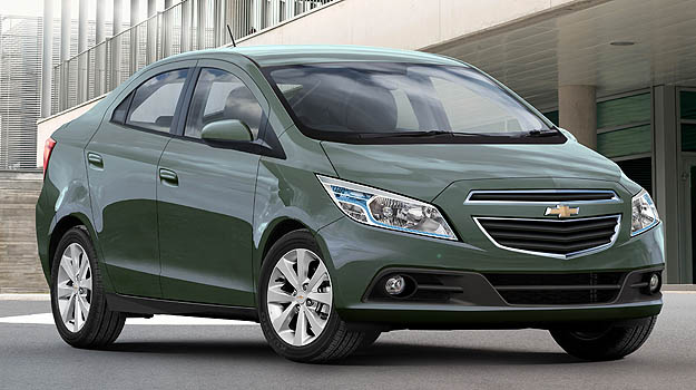 Chevrolet Prisma 2013 foto - 4