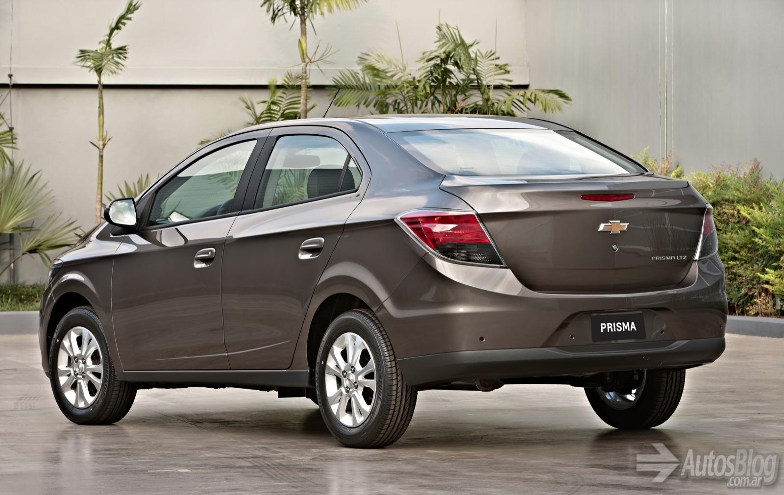 Chevrolet Prisma 2013 foto - 5