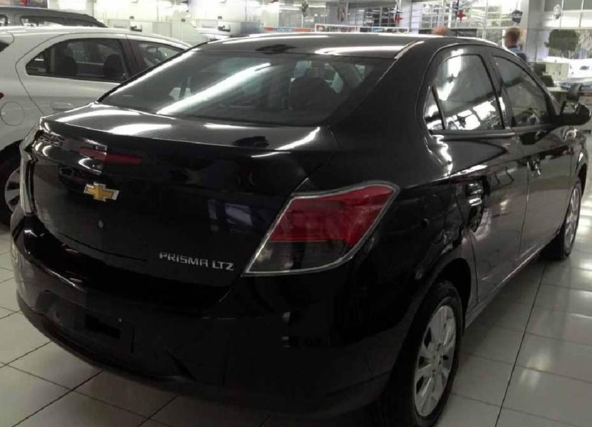 Chevrolet Prisma 2014 foto - 1