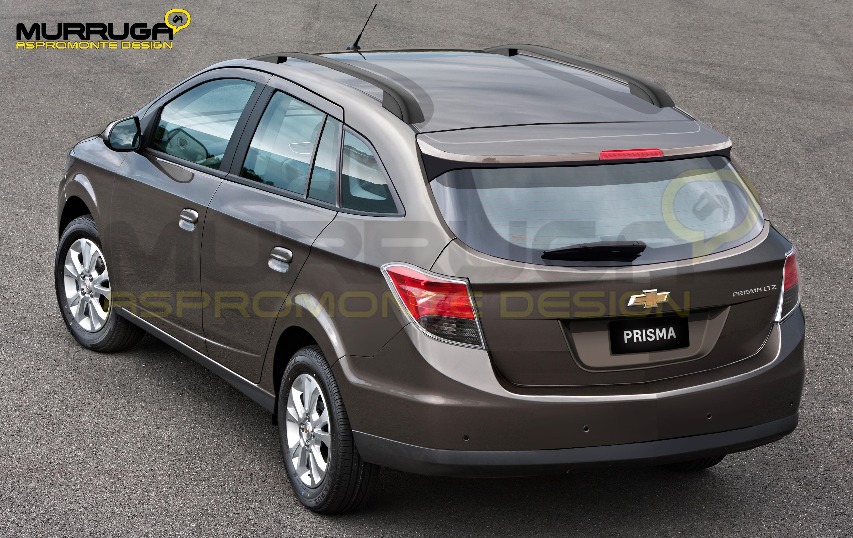 Chevrolet Prisma 2014 foto - 2