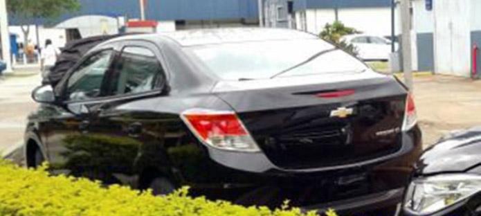 Chevrolet Prisma 2014 foto - 3