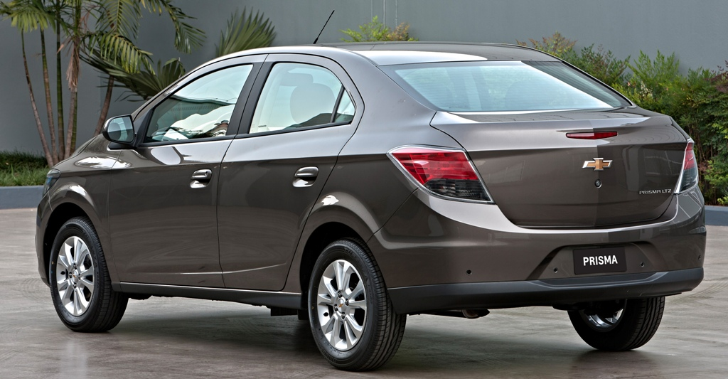 Chevrolet Prisma 2014 foto - 4