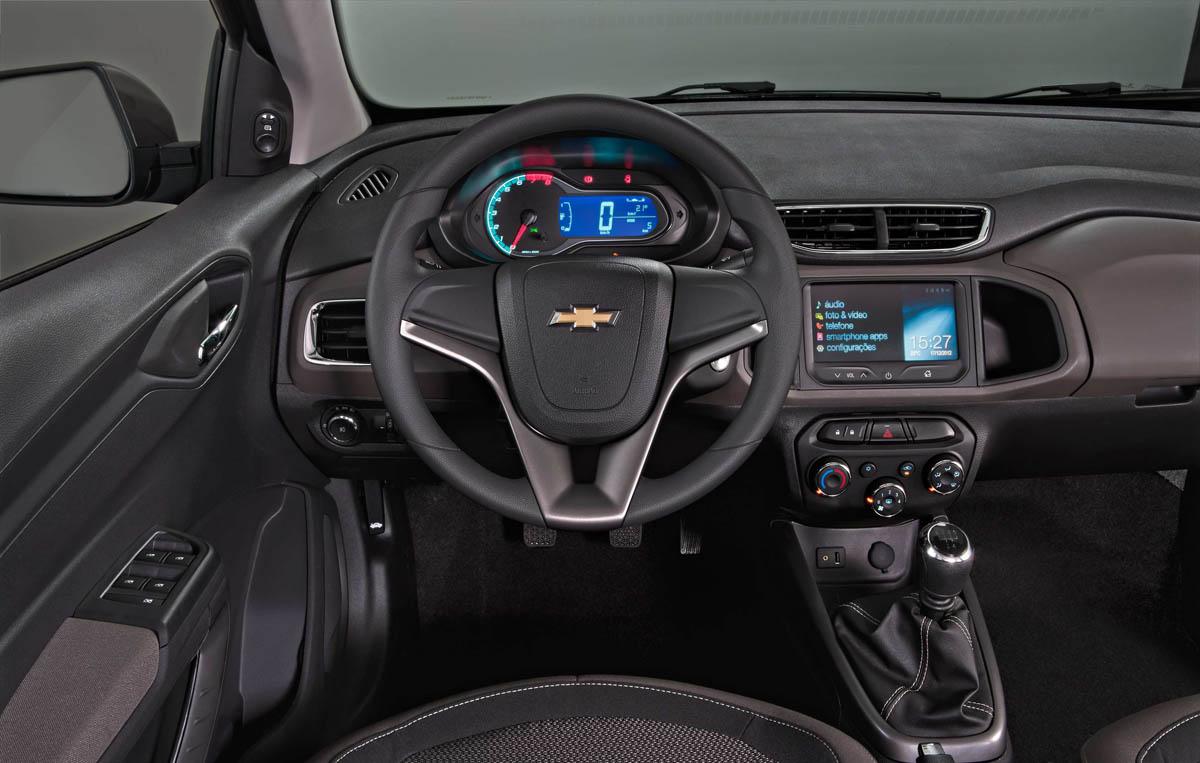 Chevrolet Prisma 2015 foto - 2
