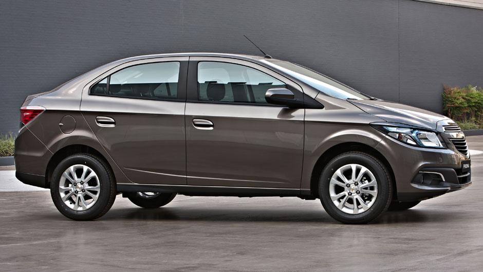 Chevrolet Prisma 2015 foto - 3