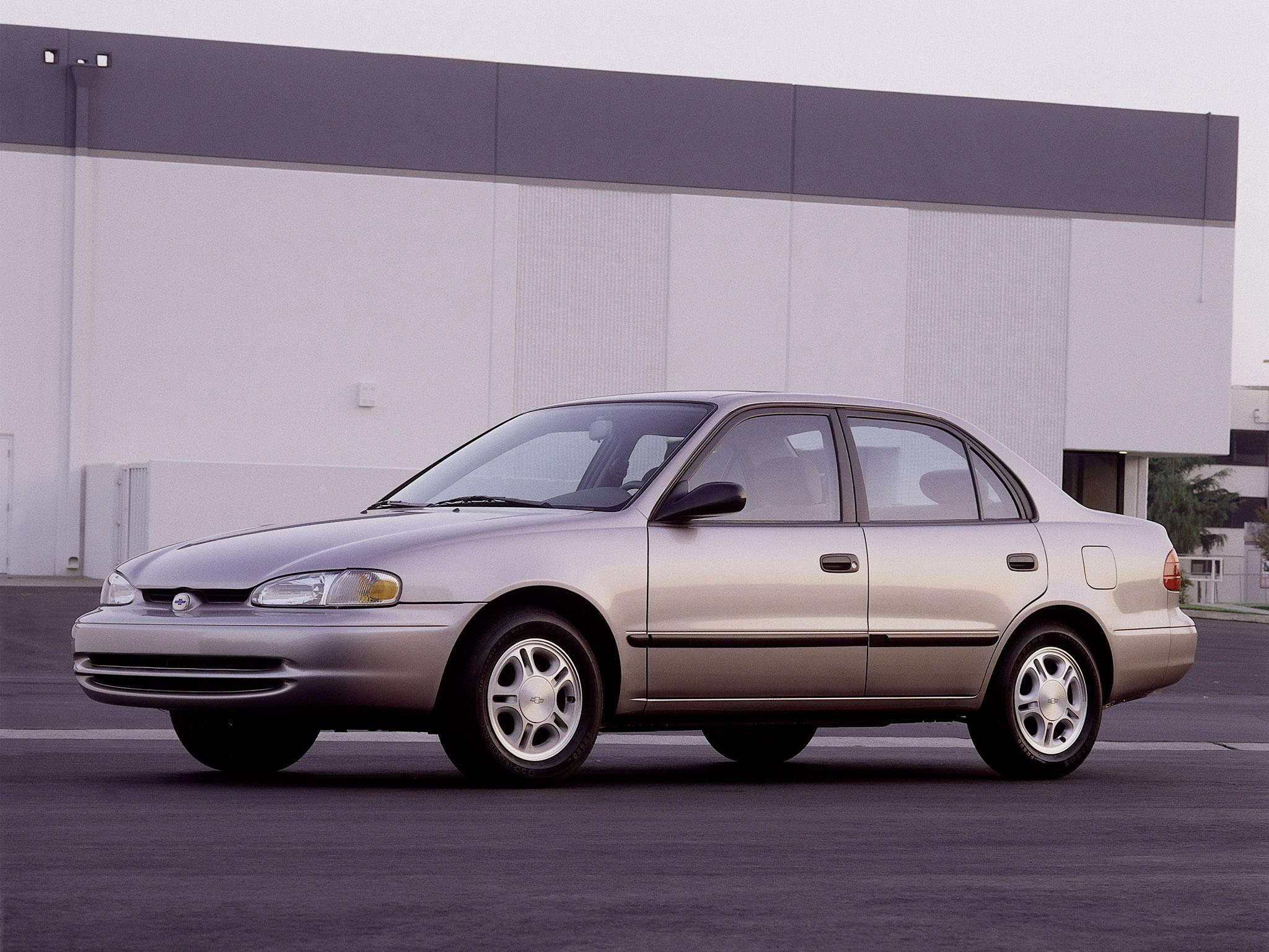Chevrolet Prizm 1998 foto - 3