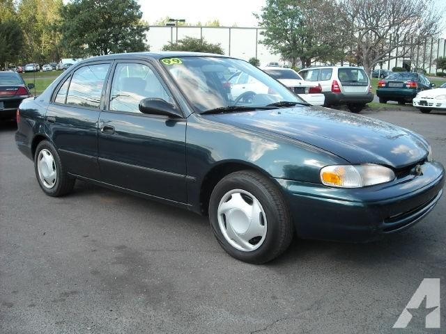 Chevrolet Prizm 1999 foto - 5