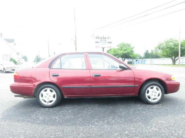 Chevrolet Prizm 2000 foto - 2