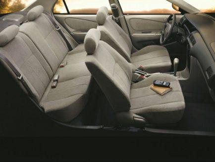 Chevrolet Prizm 2001 foto - 5