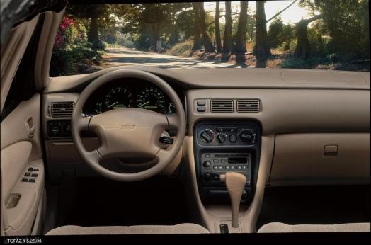 Chevrolet Prizm 2002 foto - 1