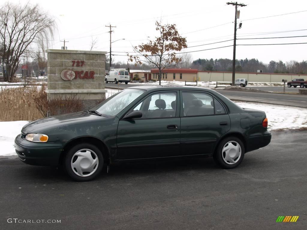Chevrolet Prizm 2002 foto - 2