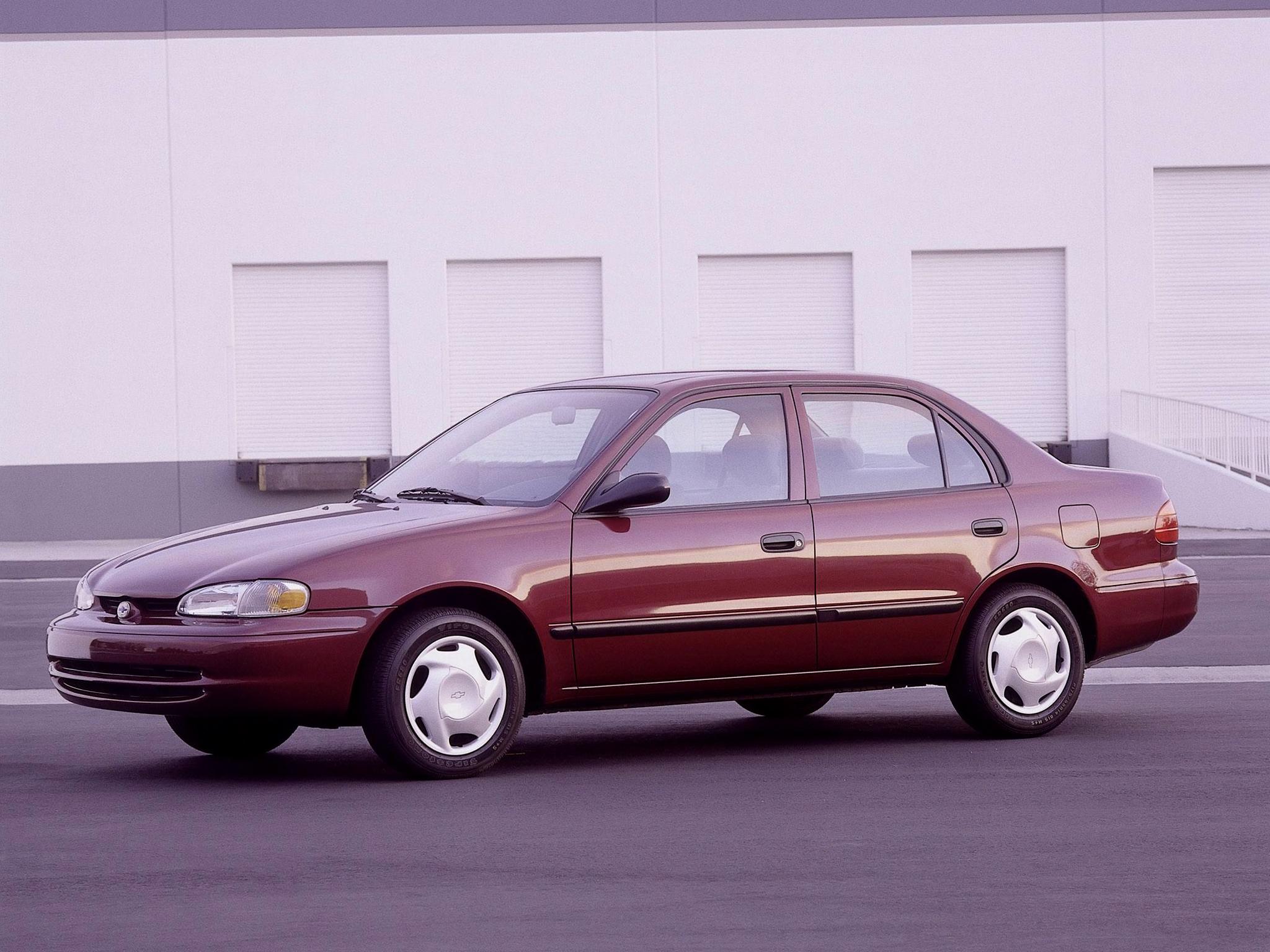 Chevrolet Prizm 2002 foto - 4