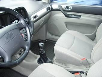 Chevrolet Rezzo 2006 foto - 5