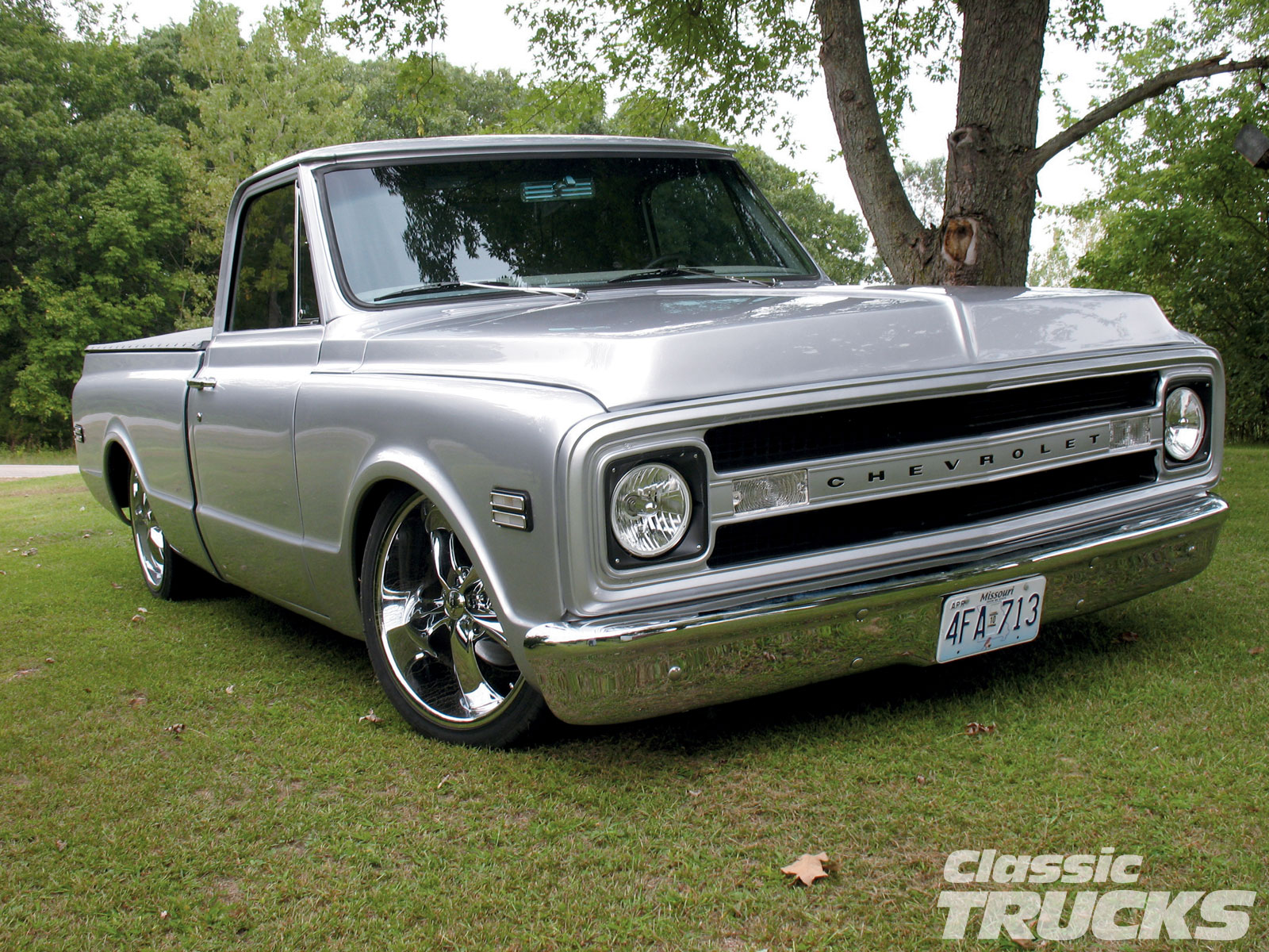 Chevrolet S 10 1969 foto - 1