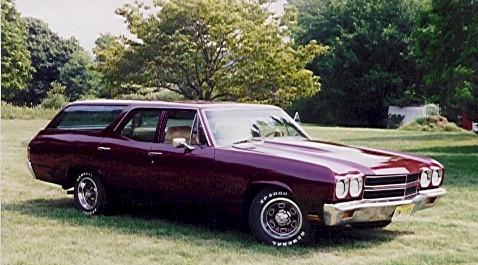 Chevrolet S 10 1970 foto - 2
