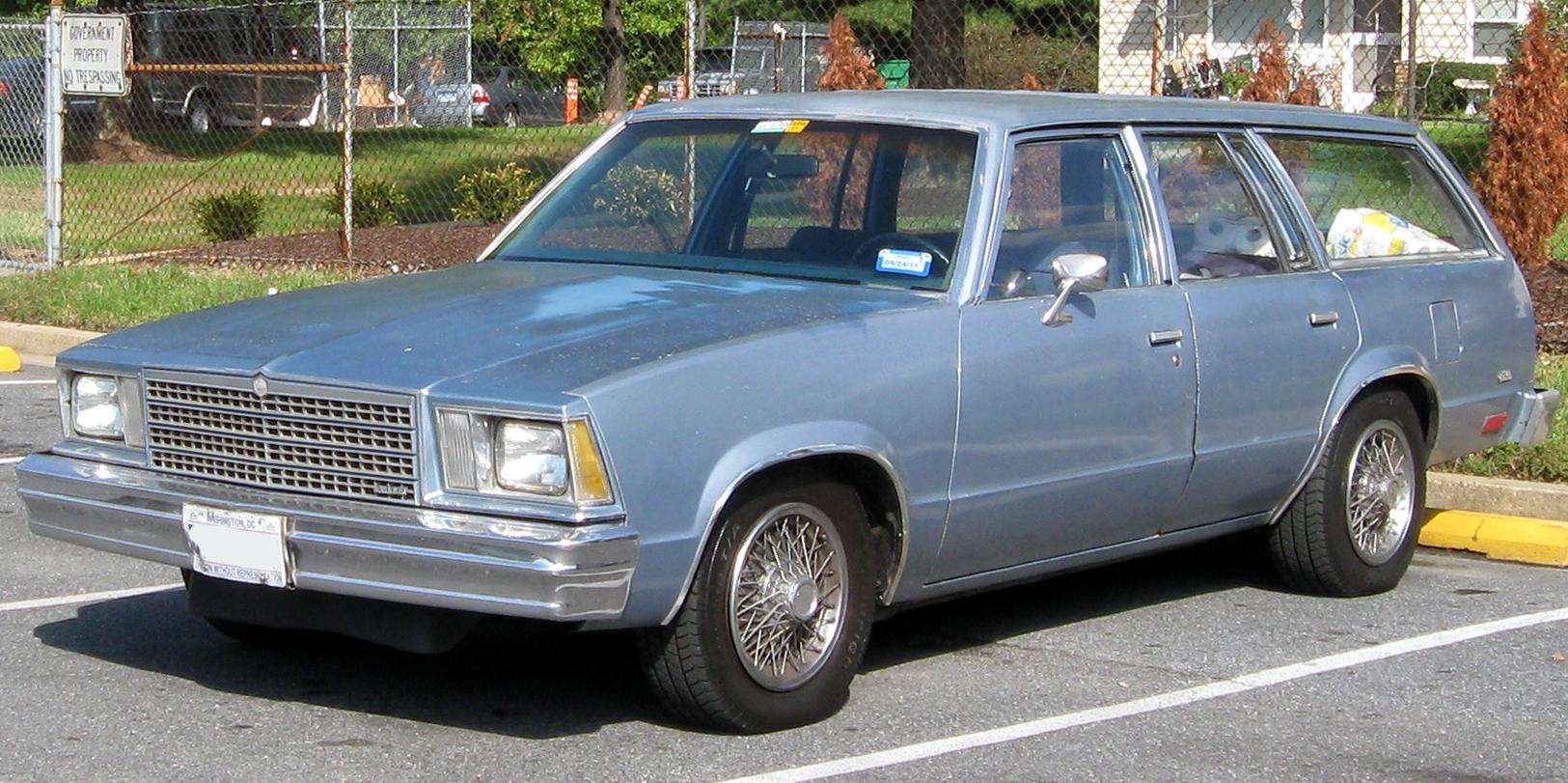 Chevrolet S 10 1980 foto - 4