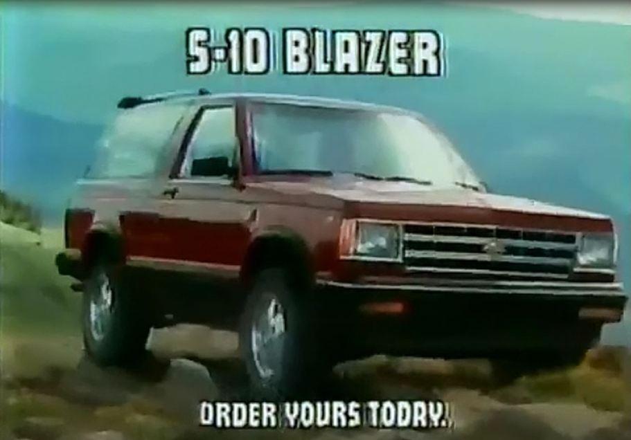 Chevrolet S 10 1982 foto - 5
