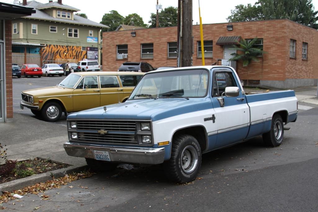 Chevrolet S 10 1983 foto - 4