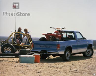 Chevrolet S 10 1984 foto - 3