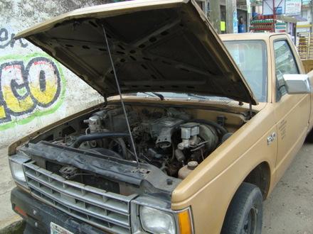Chevrolet S 10 1984 foto - 5