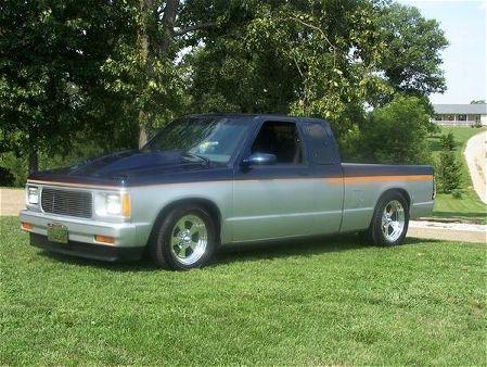 Chevrolet S 10 1985 foto - 5