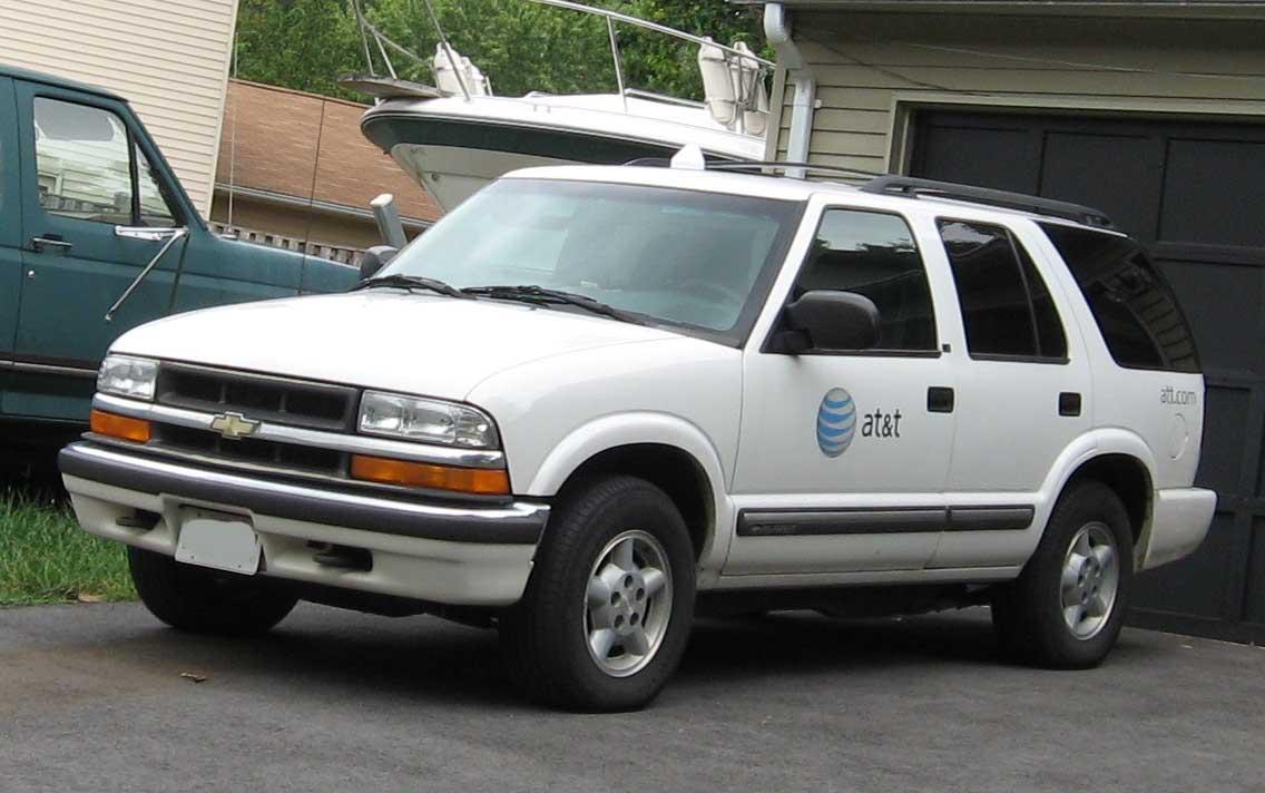 Chevrolet S 10 1986 foto - 2