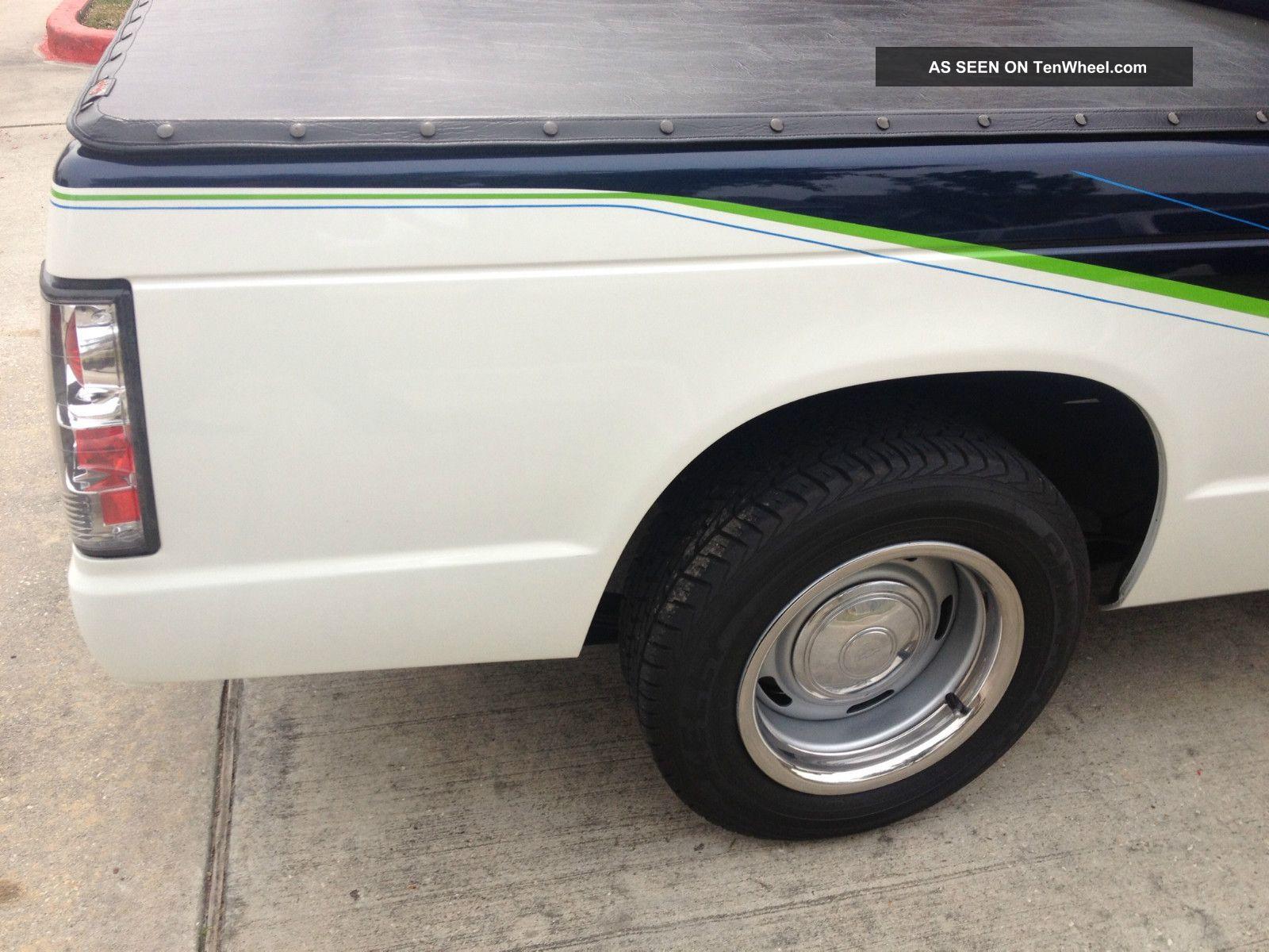 Chevrolet S 10 1986 foto - 5