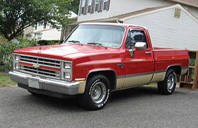 Chevrolet S 10 1987 foto - 2