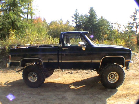 Chevrolet S 10 1987 foto - 3