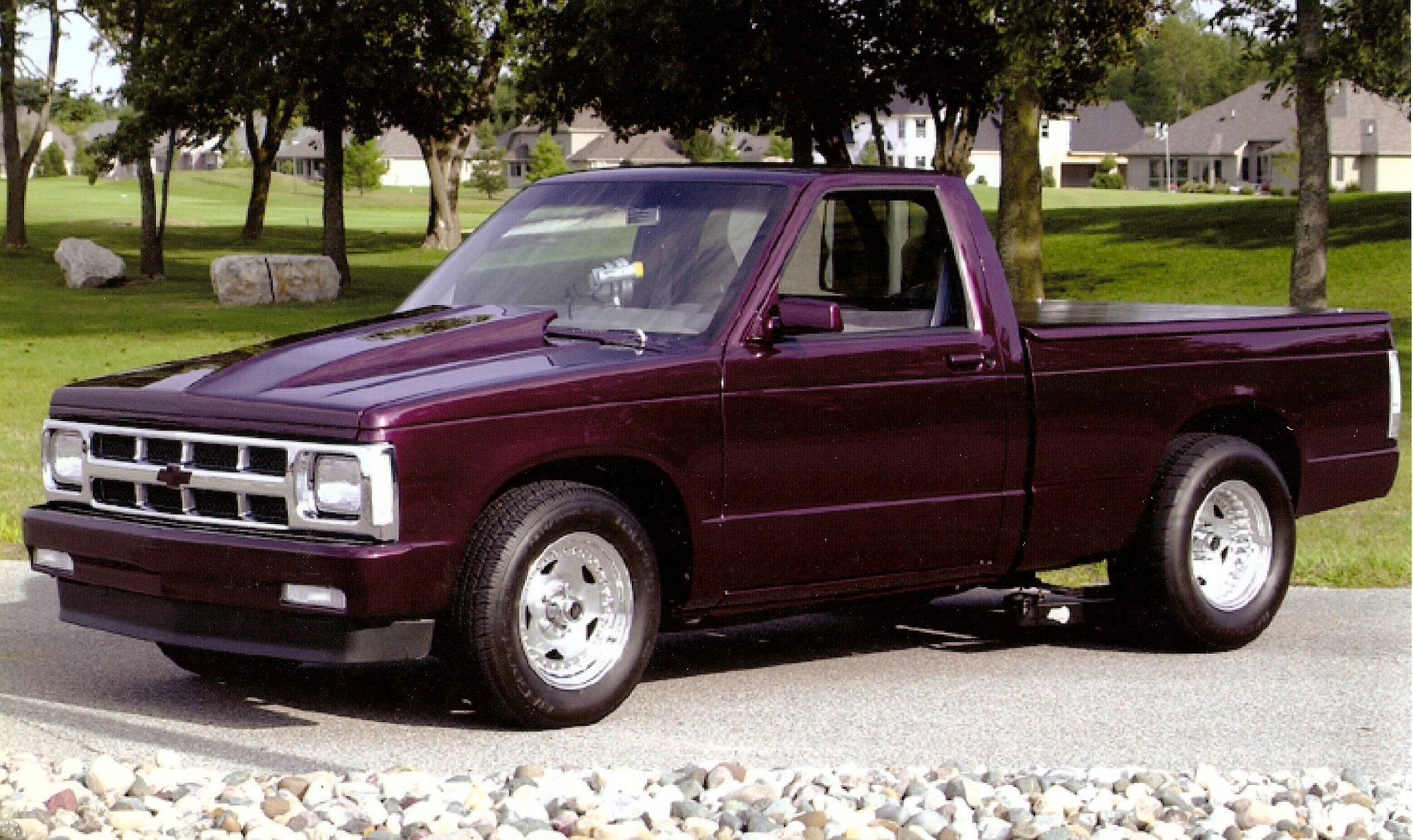 Chevrolet S 10 1987 foto - 4