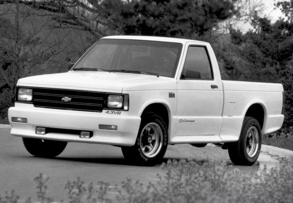 Chevrolet S 10 1989 foto - 3