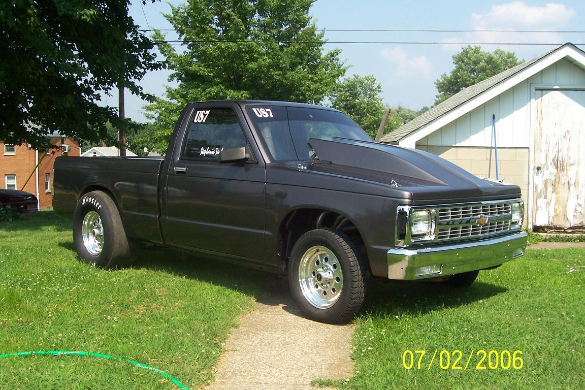 Chevrolet S 10 1992 foto - 1