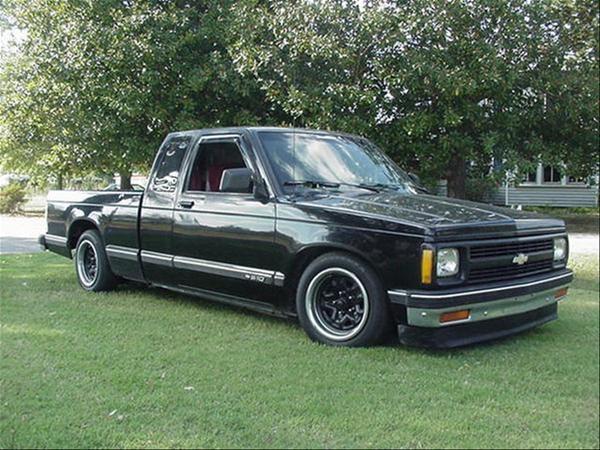 Chevrolet S 10 1992 foto - 2