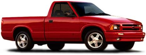 Chevrolet S 10 1992 foto - 4