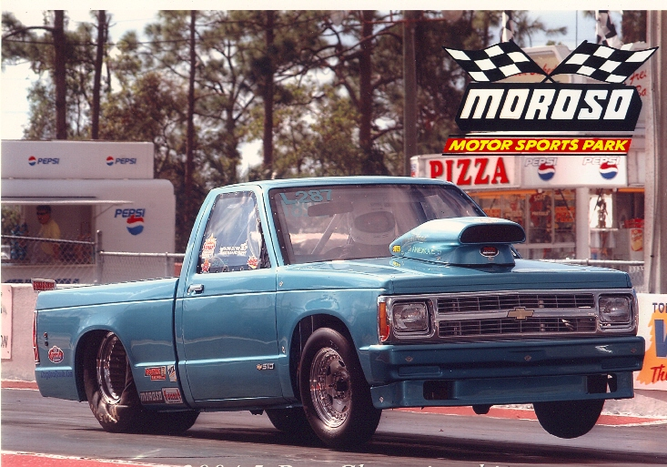Chevrolet S 10 1993 foto - 1