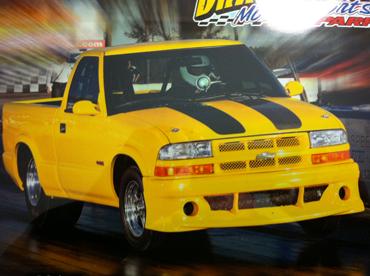 Chevrolet S 10 1994 foto - 5