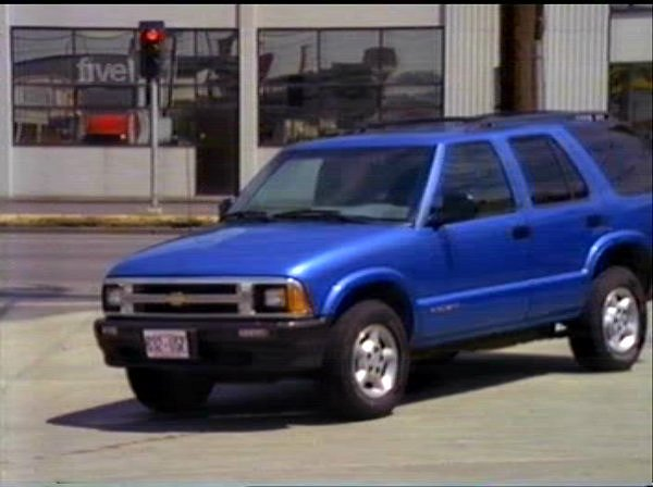 Chevrolet S 10 1995 foto - 5