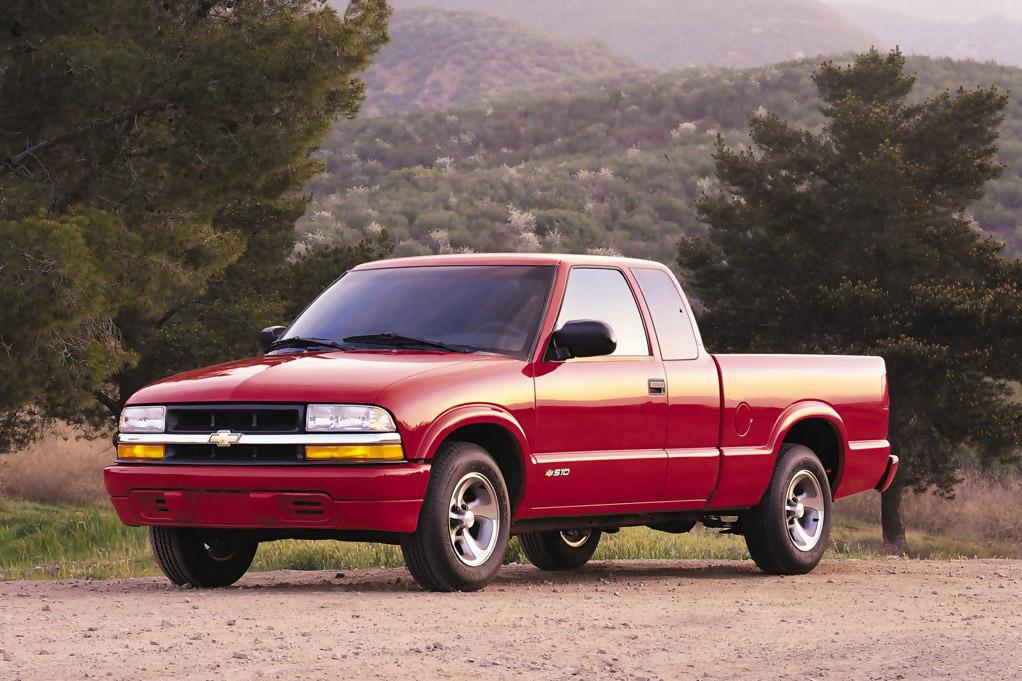 Chevrolet S 10 1998 foto - 1