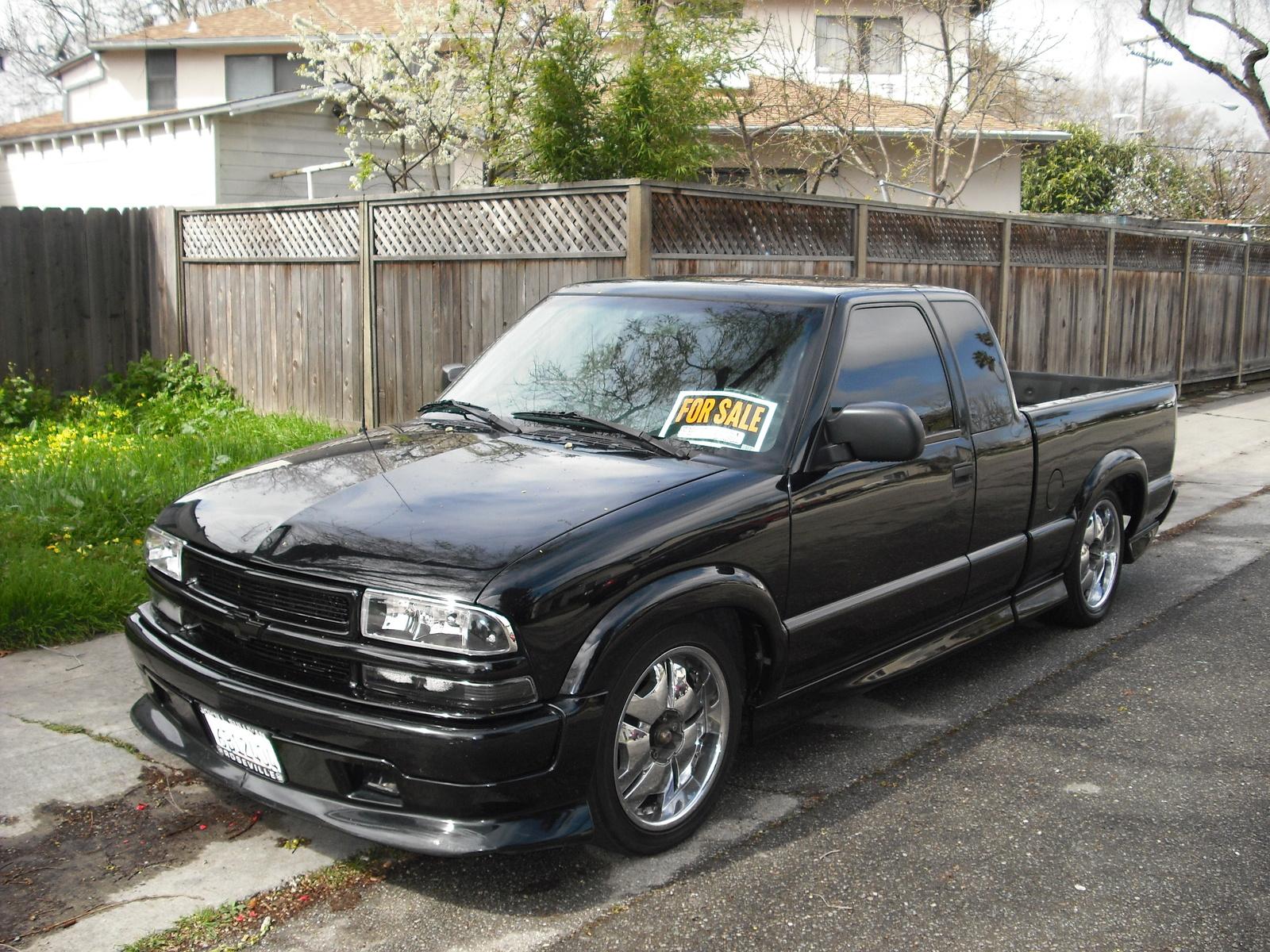 Chevrolet S 10 1999 foto - 3